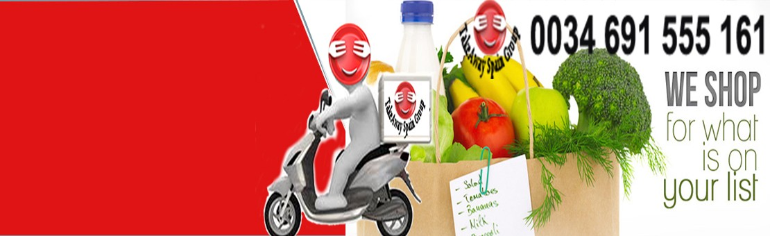 Delivery Lanzarote | Shoppings Delivery